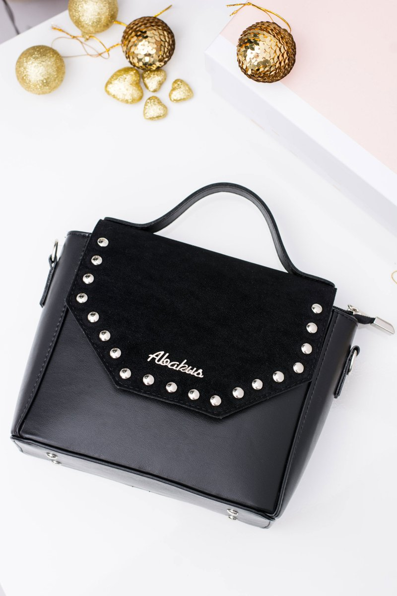 Black Women Elegant Handbag Coffer