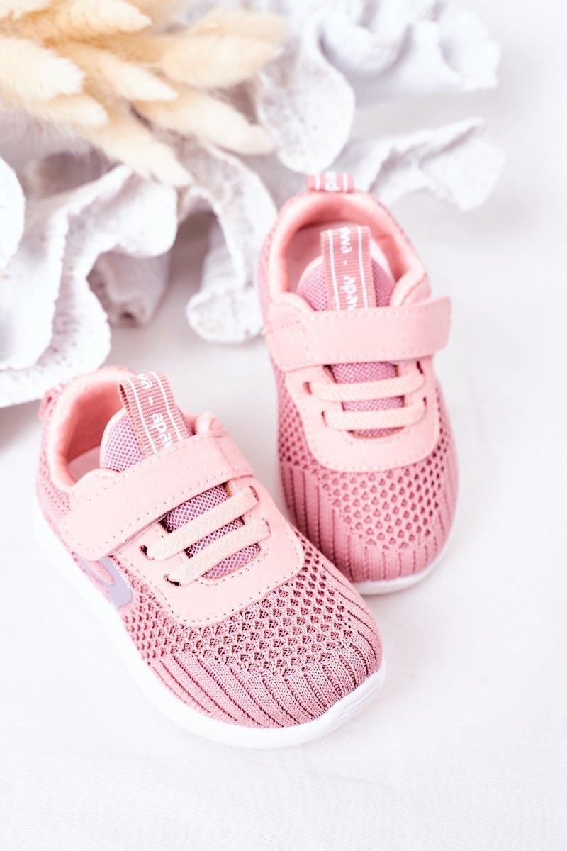 Children's Sport Shoes Pink Little Sportsman