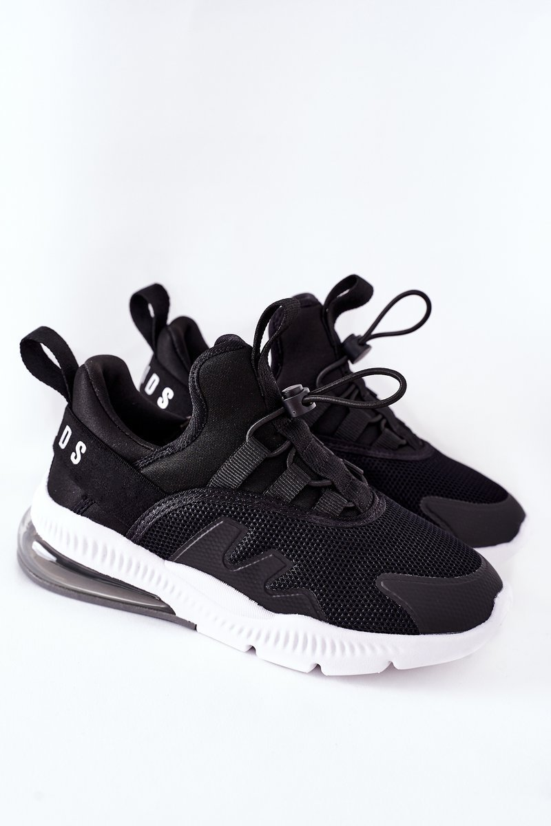 Children's Sport Shoes Sneakers ABCKIDS Black