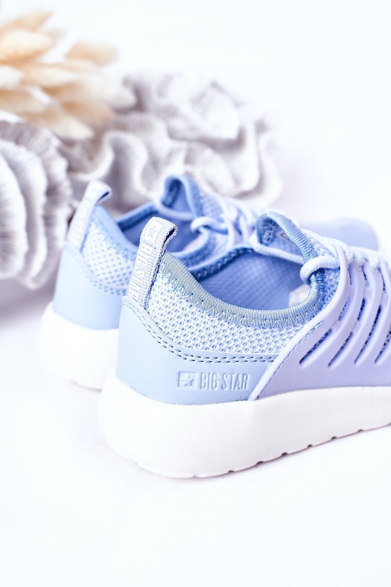 Children's Sports Shoes Sneakers Big Star HH374214 Light Blue