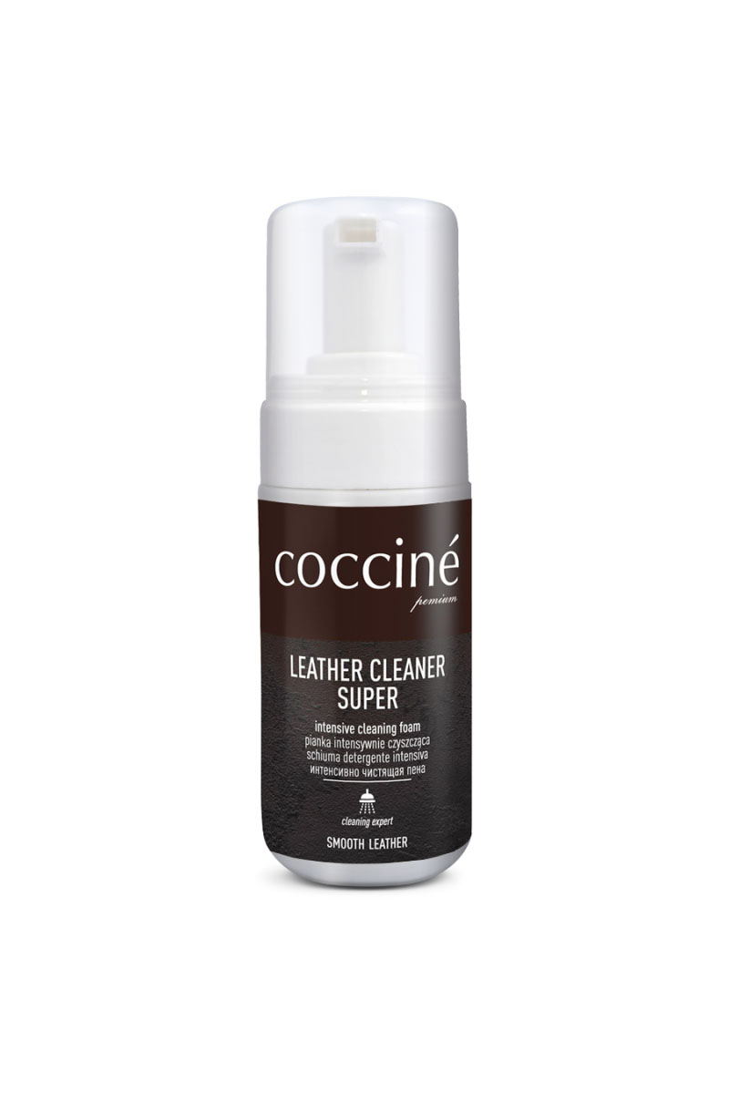 Coccine Cleaner Foam For Grain Leather