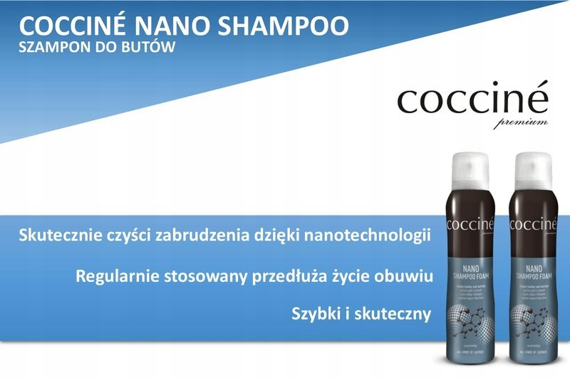 Coccine Cleaner For Nubuck Leather And Textile
