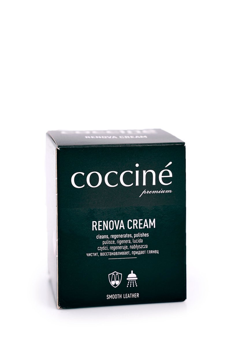 Coccine Cleaner Leather And Furniture Renova Cream