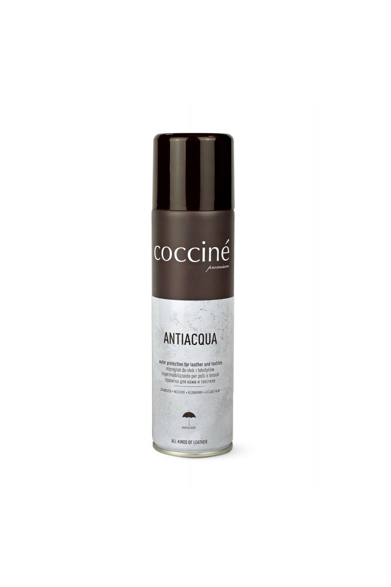 Coccine Impregnation Water Protection For Leather And Textiles Antiacqua