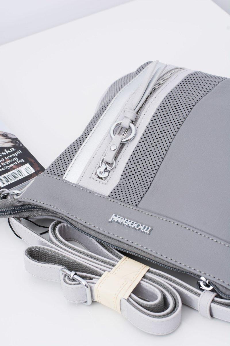Gray Women's Handbag for Monnari Bagono