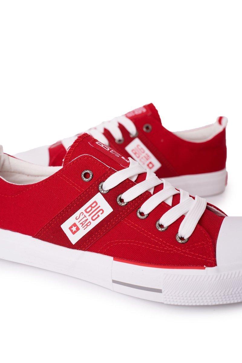 Men's Sneakers Big Star HH174040 Red