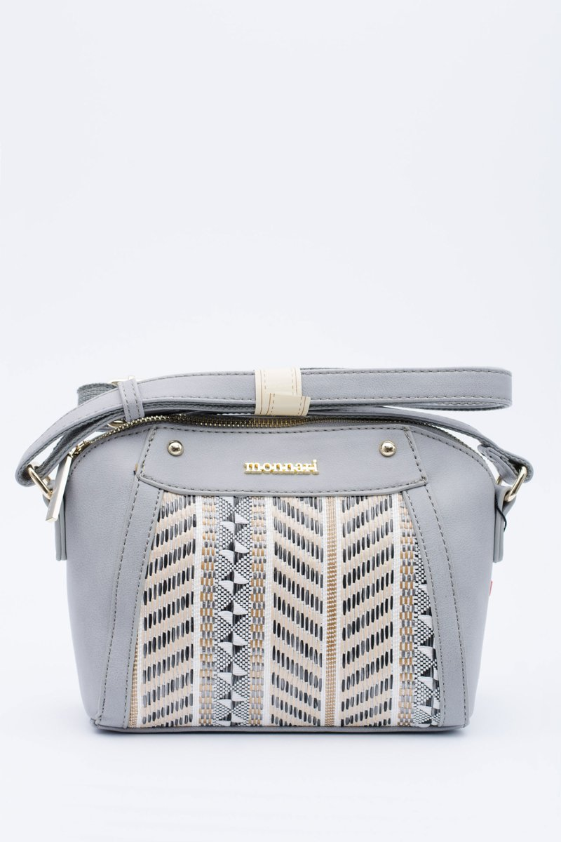 Monnari Stylish Grey Classic Bag