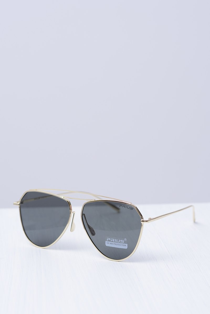 Okulary Prius PRE-08 Złote