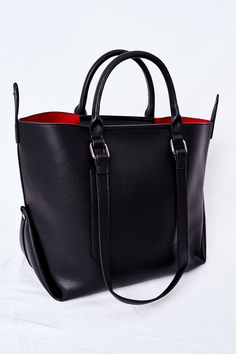 Shopper Shoulder Bag NOBO K2300 Black