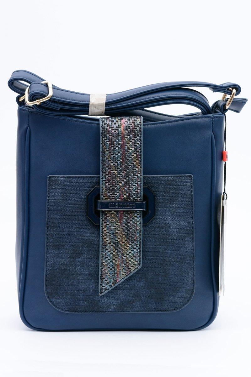 Women Navy Monnari Messenger Bag