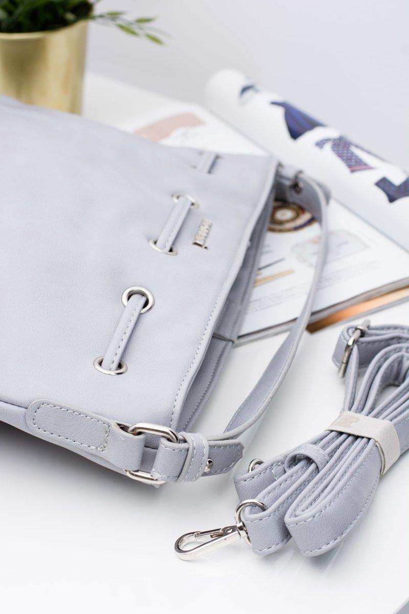 Women Purse Grey Monnari Bag