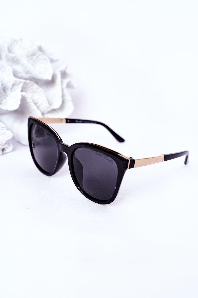 Women's Polarized Sunglasses Black