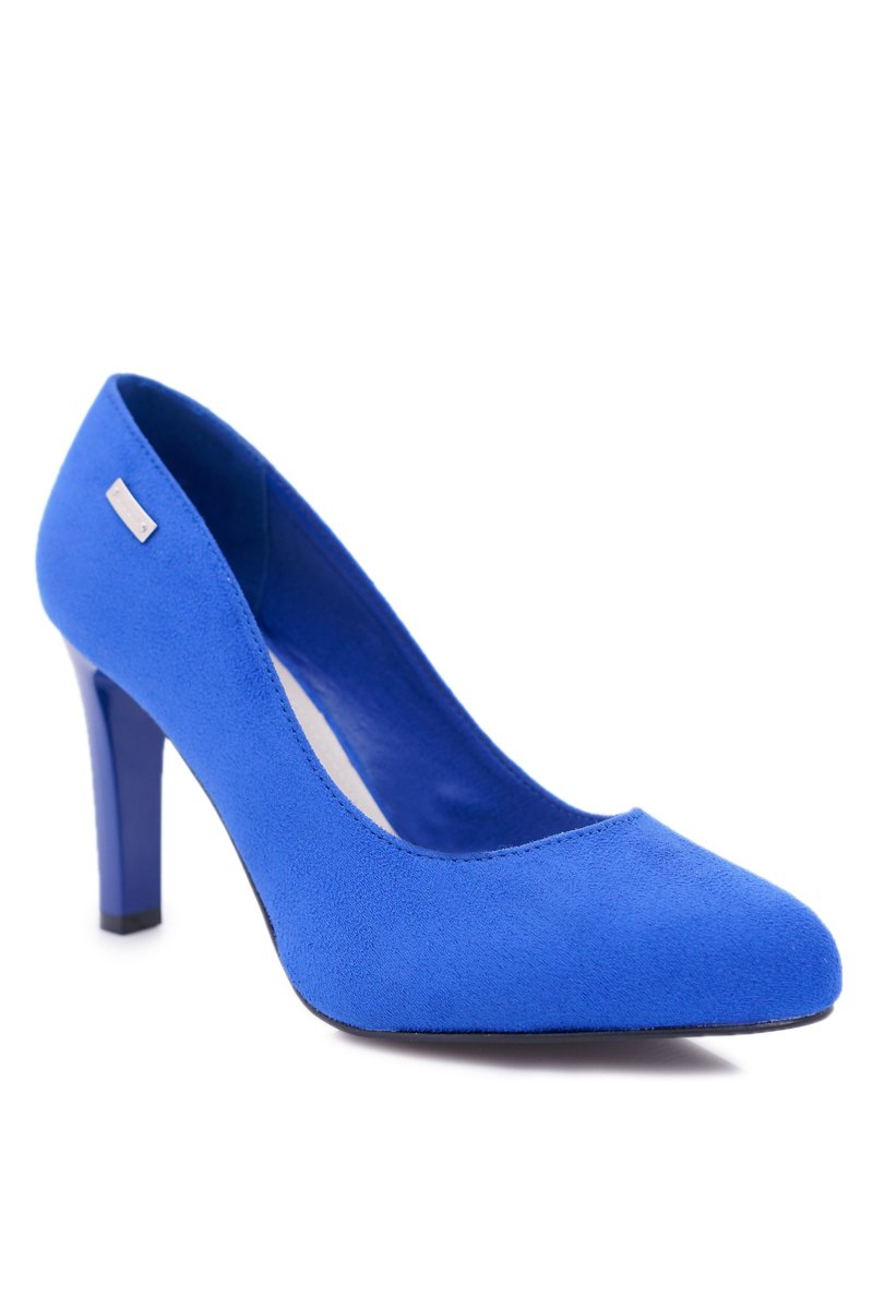 Women's Pumps Suede Indygo Campbell
