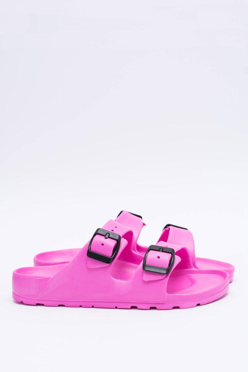 Women's Slides Light Garden EVA Pink