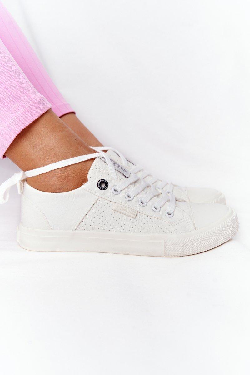 Women's Sneakers BIG STAR HH274017 White