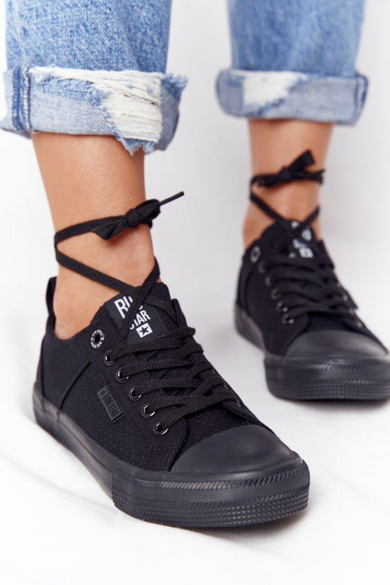 Women's Sneakers BIG STAR HH274018 Black