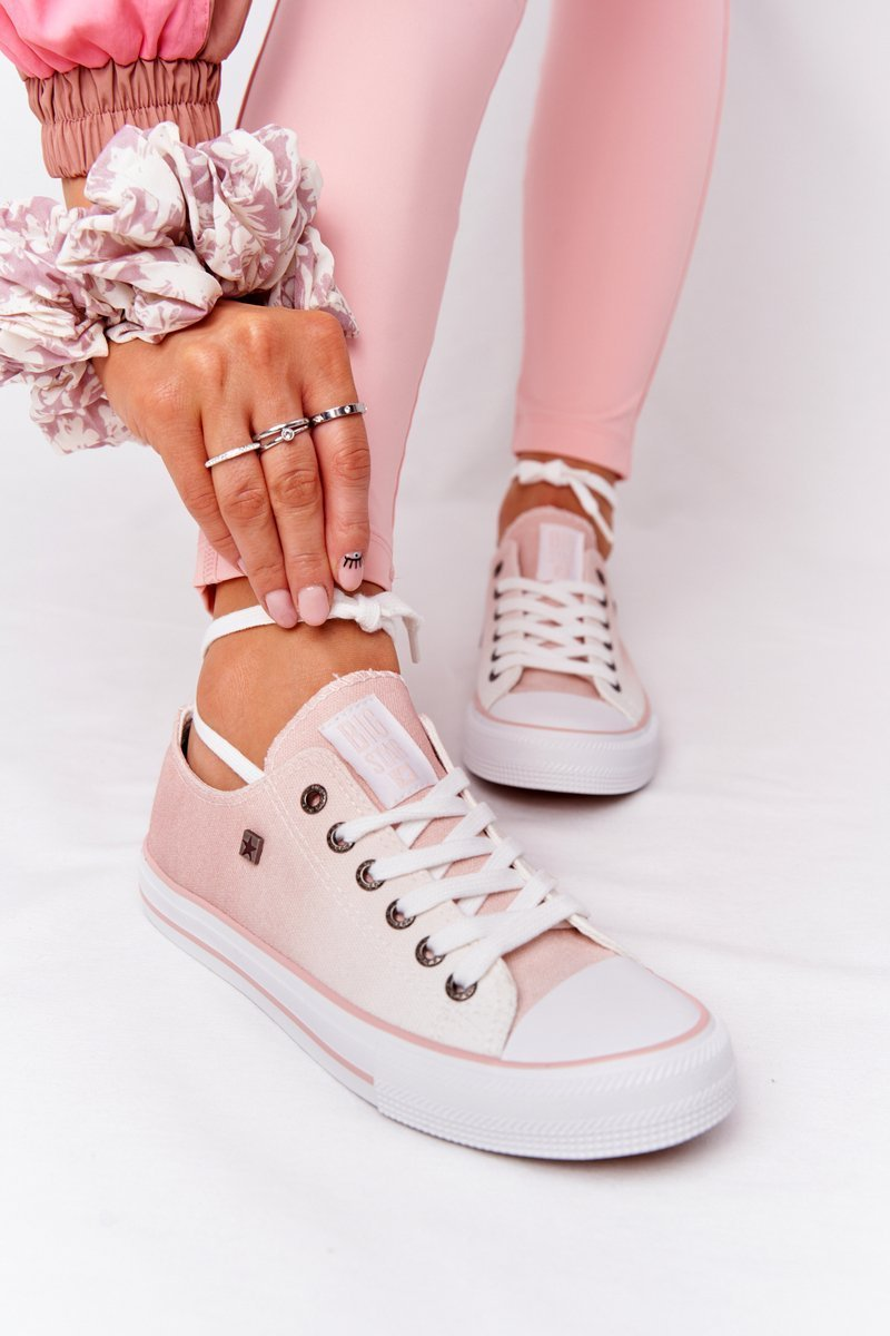 Women's Sneakers BIG STAR HH274127 Ombre Pink