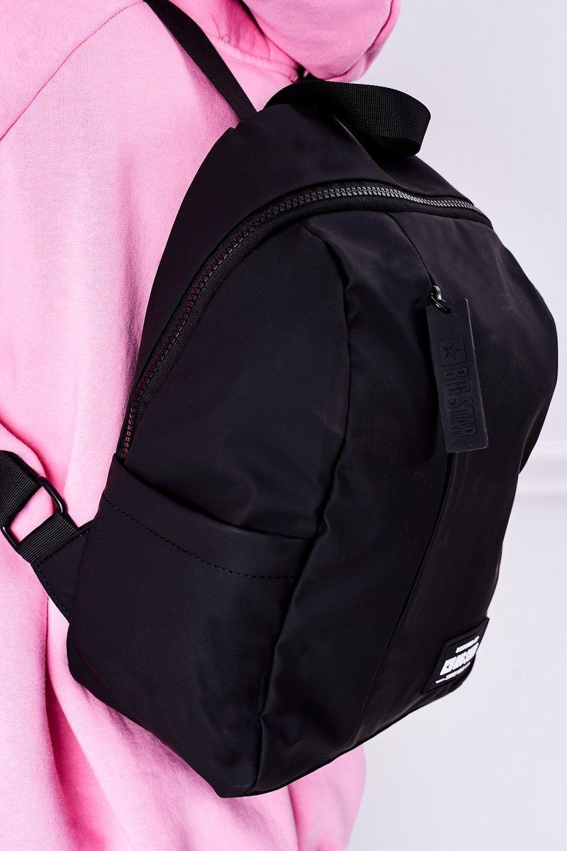Women's Sport Backpack Big Star HH574110 Black