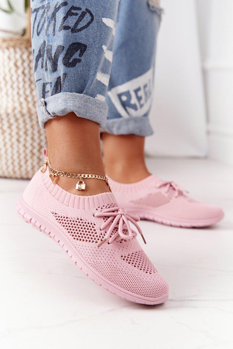 Women's Sport Shoes Pink Jenny