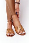 Women's Classic Slippers Camel Vicky