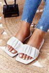 Women's Classic Slippers White Looking Good