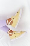 Women's Sneakers BIG STAR HH274062 Yellow