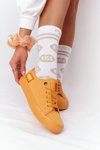Women's Sneakers BIG STAR HH274134 Yellow