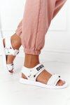 Women's Sport Sandals Big Star HH274A026 White